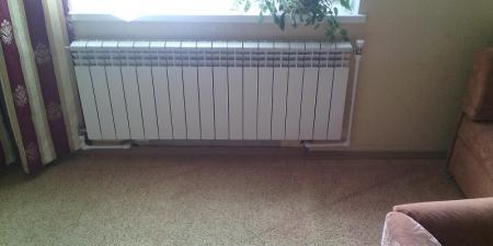 установка радиаторов симферополь